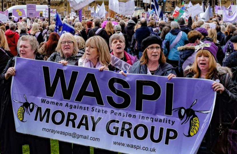WASPI Moray Group